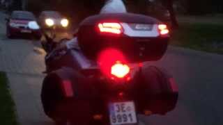 Givi E55 Maxia Led Lights