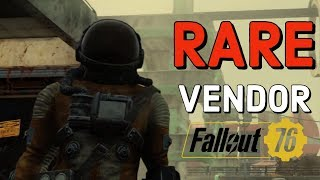 Rare Vendor In Fallout 76 | How to Get Hazard Suit | Preparing for Nuke