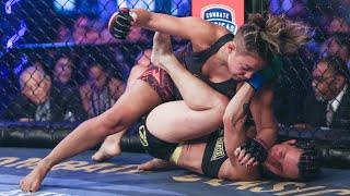 Kyra Batara vs Vanessa Rico Full Fight (English)   MMA   Combate Clasico