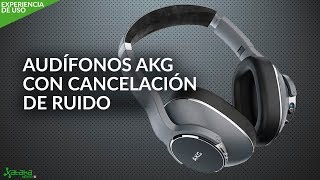 AKG N700NC, EXPERIENCIA DE USO: de la mejor cancelación de ruido en un diseño robusto