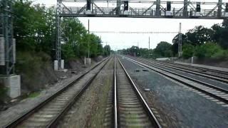 preview picture of video 'Odbočka Blatov-Praha Malešice'