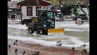 Belediye'den Buzlanmalara Karşı Önlem