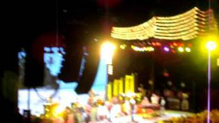 Jimmy Buffett playing Margaritaville with Bret Michaels @DTE 6/22/10