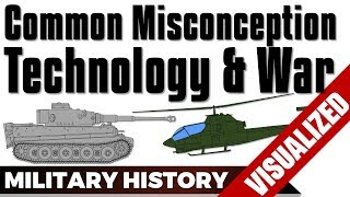 Common Misconceptions   Technology & War