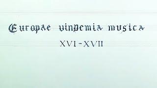Стилизация - Старинная Европейская Музыка XVI-XVII - С.Головин