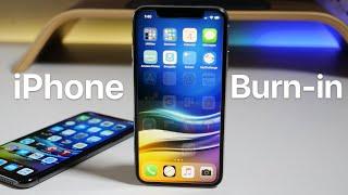iPhone Screen Burn-In - Is It a Problem?