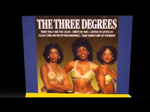 THE THREE DEGREES  get your love back