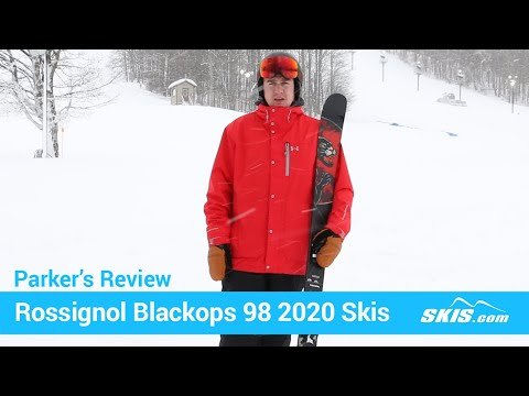 Video: Rossignol Blackops 98 Skis 2020 16 50