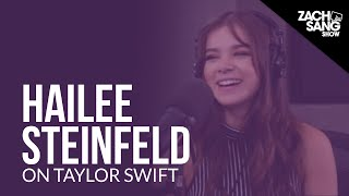 Hailee Steinfeld on Taylor Swift Drama & Her Miranda Sings Impression
