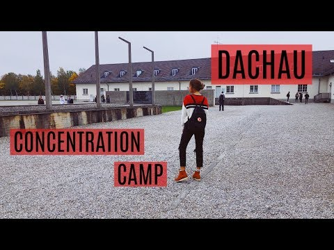 GOING TO DACHAU + FUN THINGS IN GERMANY VLOG!! (DAY 4)