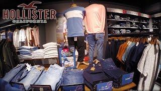 Магазин Одежды Hollister США Краткий Обзор, Жизнь в Америке