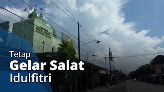 Masjid Nurjamil Colomadu Gelar Salat Idulfitri, Tak Bolehkan Jemaah Salaman: Datang, Salat, Pulang