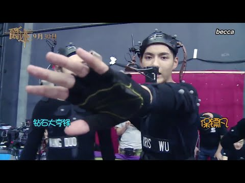 HD 1080P [ENG SUB] L.O.R.D 《爵迹》 Kris Wu (Yin Chen) Cut - Behind the Scenes Special �\/2]