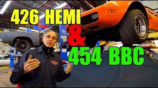 426 Hemi Paint Job - Chevrolet 454 Rebuild - Big Stuff at Nicks