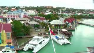 preview picture of video '11.03.2012 St. John's Antigua - Barbuda.  Video.'