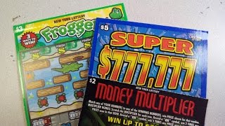 Lottery 37 - NEW NEW Scratch-offs - First time on video!