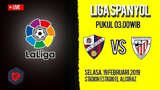 Live Streaming dan Jadwal Pertandingan Huesca Vs Athletic Bilbao di HP via MAXStream beIN Sport