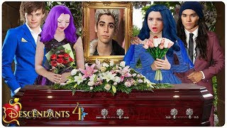 DESCENDANTS 4 Carlos Funeral + Everything We Know