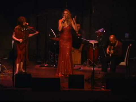 """""""Phantom of the Opera"""" performed by En Fuego & Victoria Robertson at Anthology"""