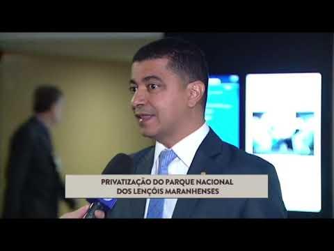 Autorização para privatizar Parque dos Lençóis Maranhenses preocupa parlamentar - 05/12/19