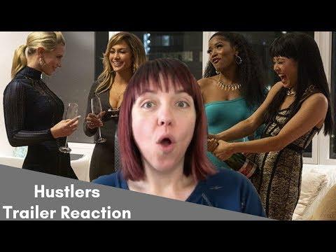 'Hustlers' Official Trailer - REACTION!