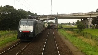 CABVIEW HOLLAND Dordrecht - Eindhoven 2012 Enjoy The Netherlands from