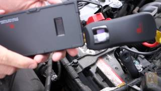 1byone Portable Car Battery Jump Starter Review