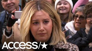Ashley Tisdale Breaks Down In Tears As She Reveals The Response To Her Song 'Voices In My Head'