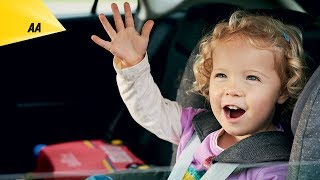 Have you seen the new ad from The AA UK How cute