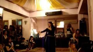 Desert Rose(Sting) Belly Dance With Veil