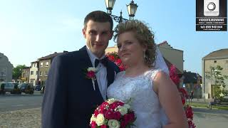 Adrianna & Tomasz / wedding video trailer /  videodarek wedding filmmaker / śląsk 698 940 044