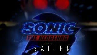 SONIC the HEDGEHOG (2019) MOVIE TRAILER | JIM CARREY JAMES MARSDEN | Unfinished Fan Trailer