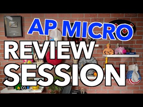 LIVE AP Micro Review Session - YouTube