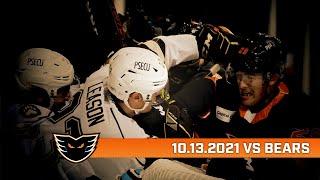 Bears vs. Phantoms | Oct. 13, 2021