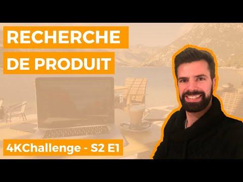 Recherche de Produit Amazon 💻 I 4KChallenge S2 Ep 1