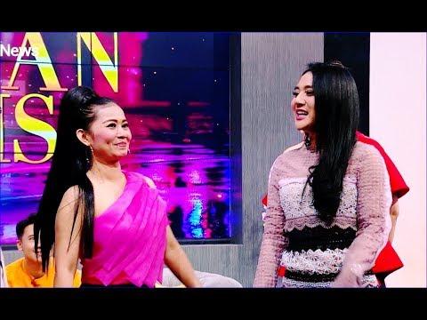 Asyiknya Adu Goyangan 'Ikan Asin' Bella Nova vs Tiara Marleen Part 02 - HPS 10/10