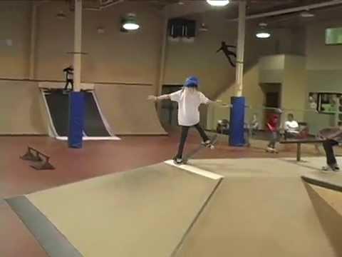Riverveiw Skate Park Montage (2010)