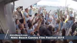 Nikki Beach Cannes Film Festival  Day 8