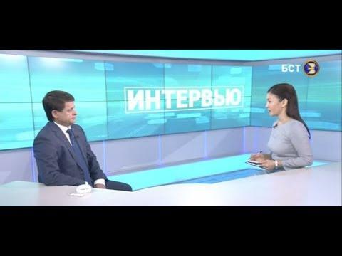 Фарит Гумеров выступил в программе «Интервью» на телеканале «БСТ» на тему: «Хәүефһеҙлек салалары»