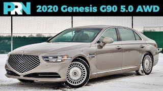 2020 Genesis G90 5.0 Prestige AWD Review