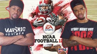 DOES HE HAVE WHAT IT TAKES??? - NCAA 12 Gameplay   #ThrowbackThursday ft. Juice