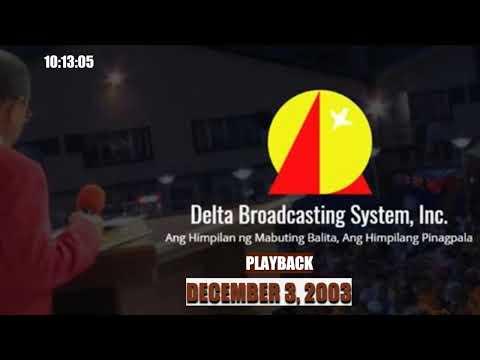 DWXI Live Stream FRIDAY, Dec. 6 , 2019 (Bro. Mike Velarde - PLAYBACK )