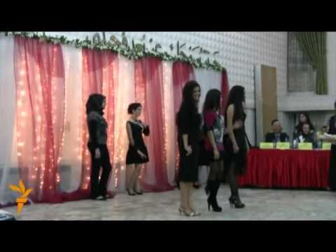 'Miss Baghdad' Pageant Lives Again