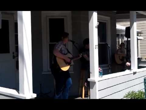 "Laura Bullock ""Accused"" at Porchfest 2012"