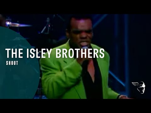 The Isley Brothers - Shout (Summer Breeze: Greatest Hits Live)