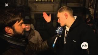 Pegida - Was wollen die eigentlich?    PULS Reportage