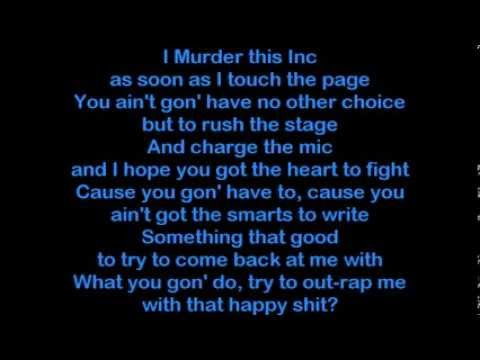 DJ Kay Slay ft Eminem Obie Trice - Im Gone [HQ Lyrics]
