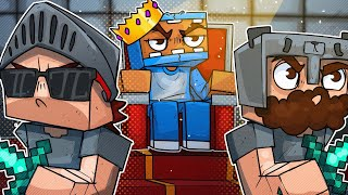 SOMEONE ATTACKED MY KINGDOM! - Minecraft!