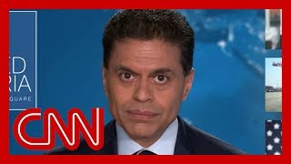 Fareed Zakaria: Trump decided to fold on this