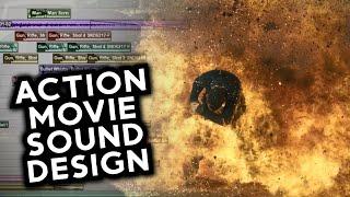 Sound Design Breakdown - BALLiSTIC by Film Riot